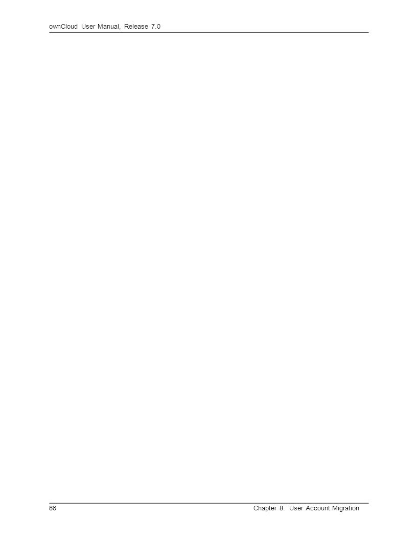 ownCloud User Manual, Release 7.0
