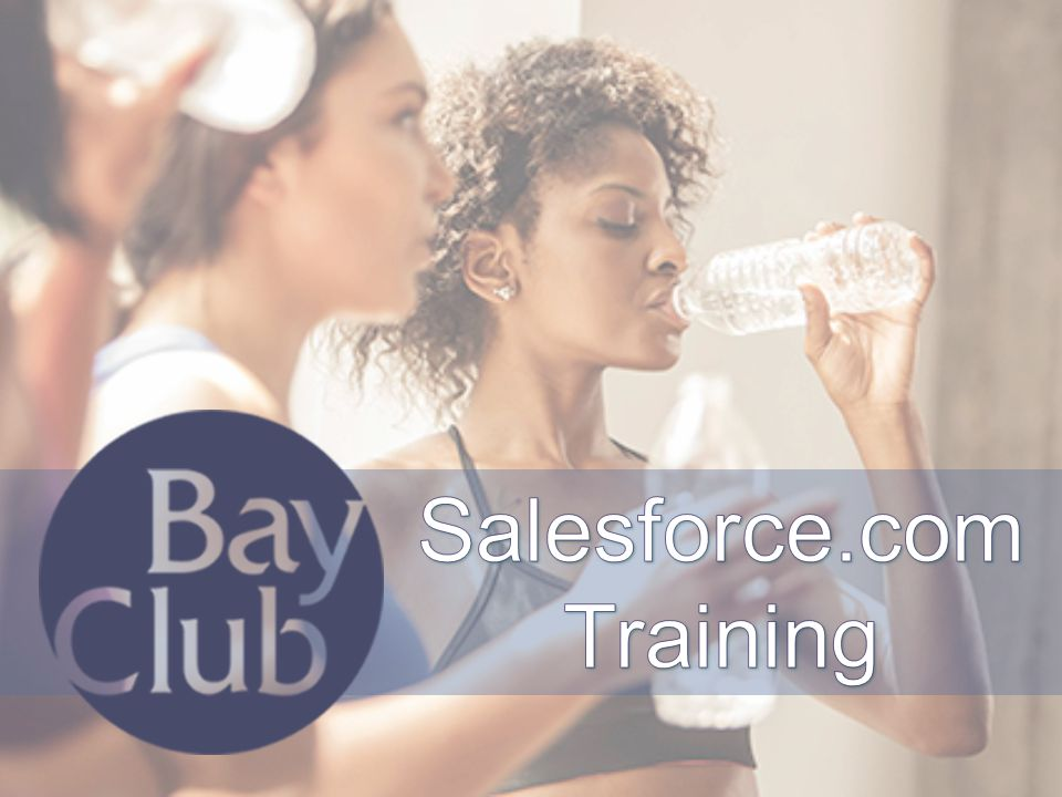 Salesforce.com Training