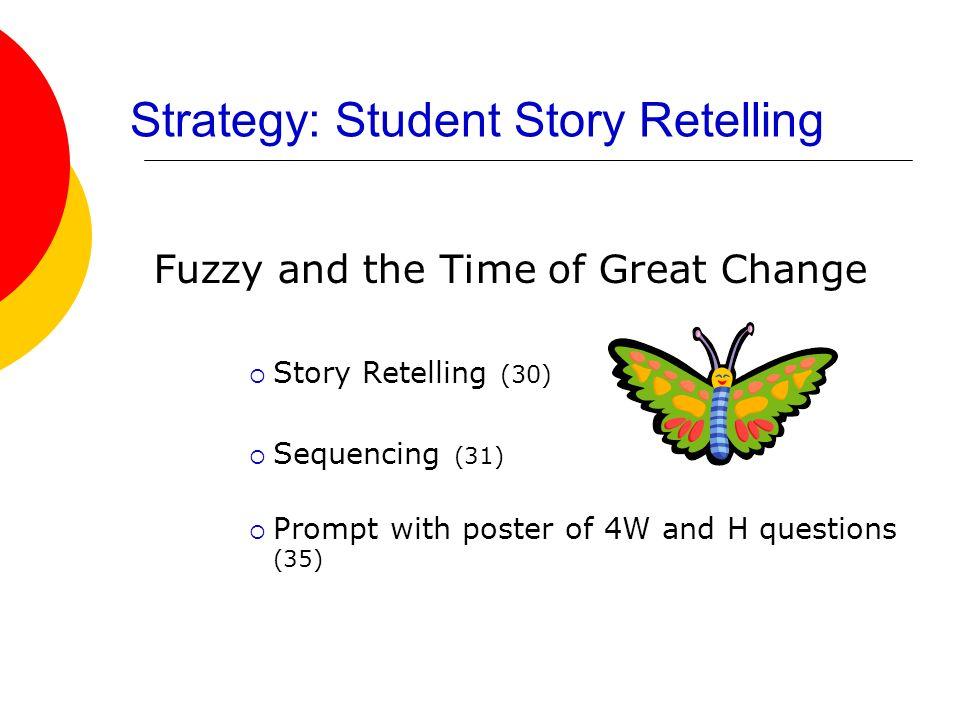 Strategy: Student Story Retelling
