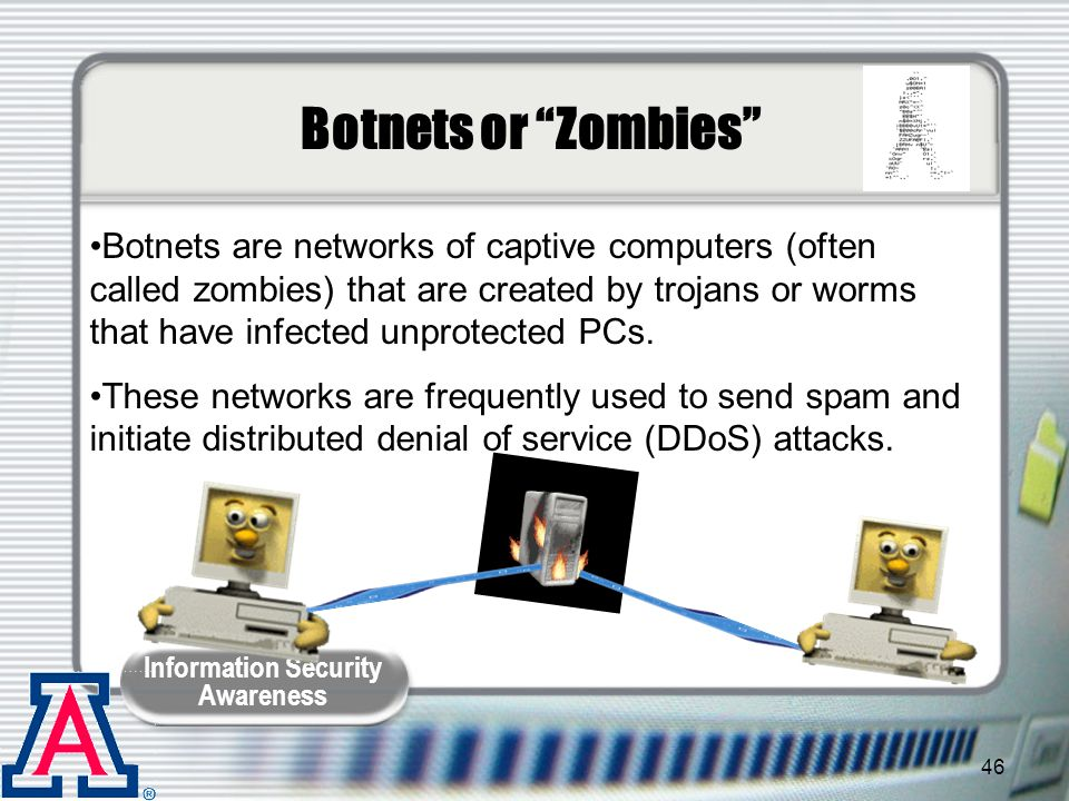 Botnets or Zombies