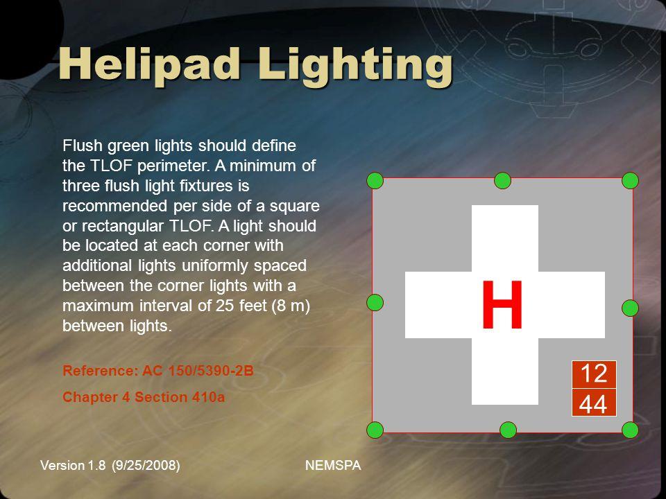 Helipad Lighting