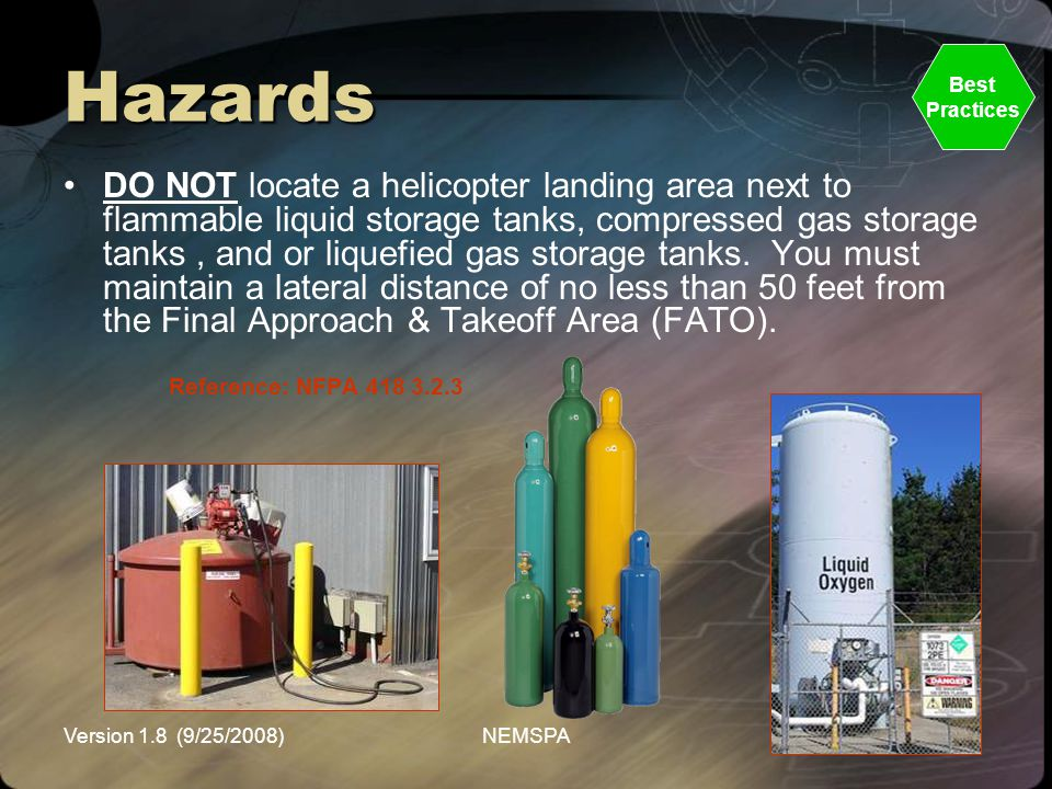 Hazards Best. Practices.