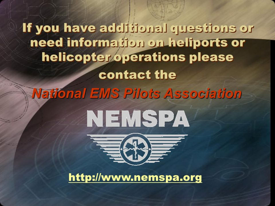 National EMS Pilots Association