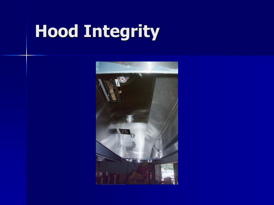 Hood Integrity
