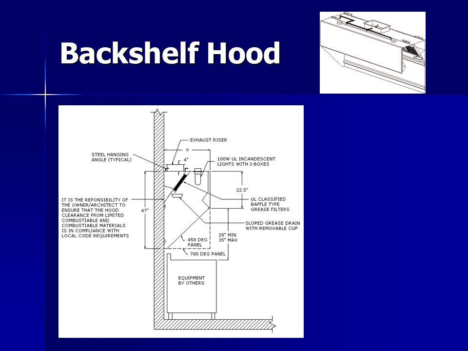 Backshelf Hood
