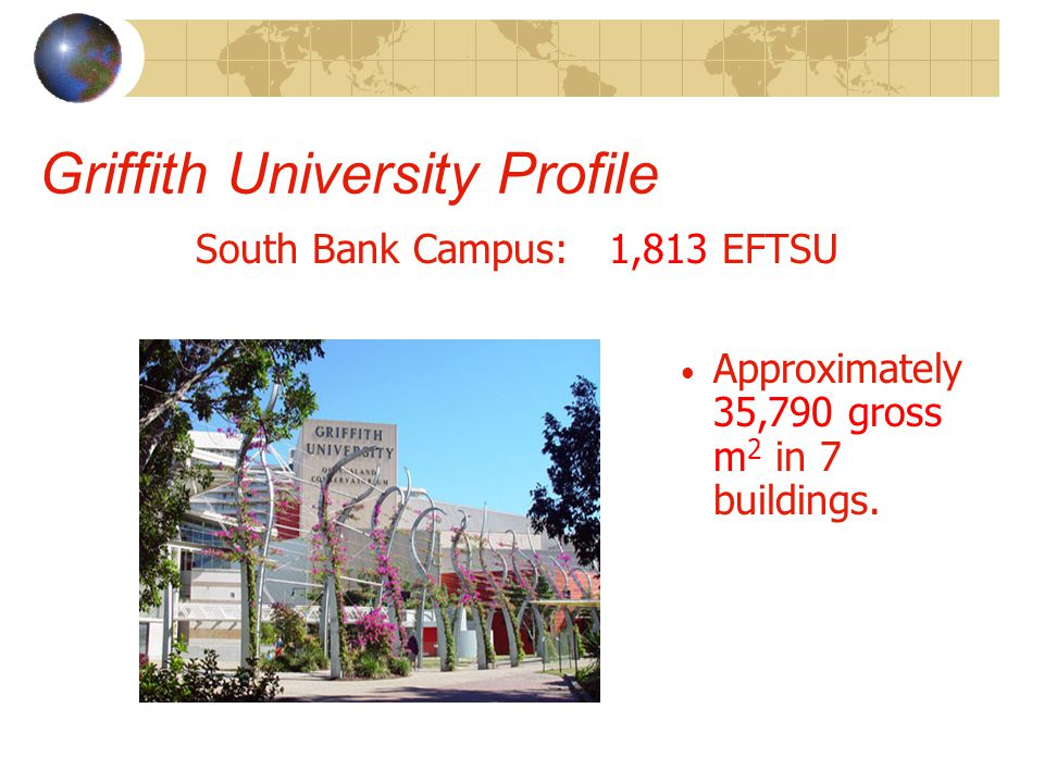 Griffith University Profile