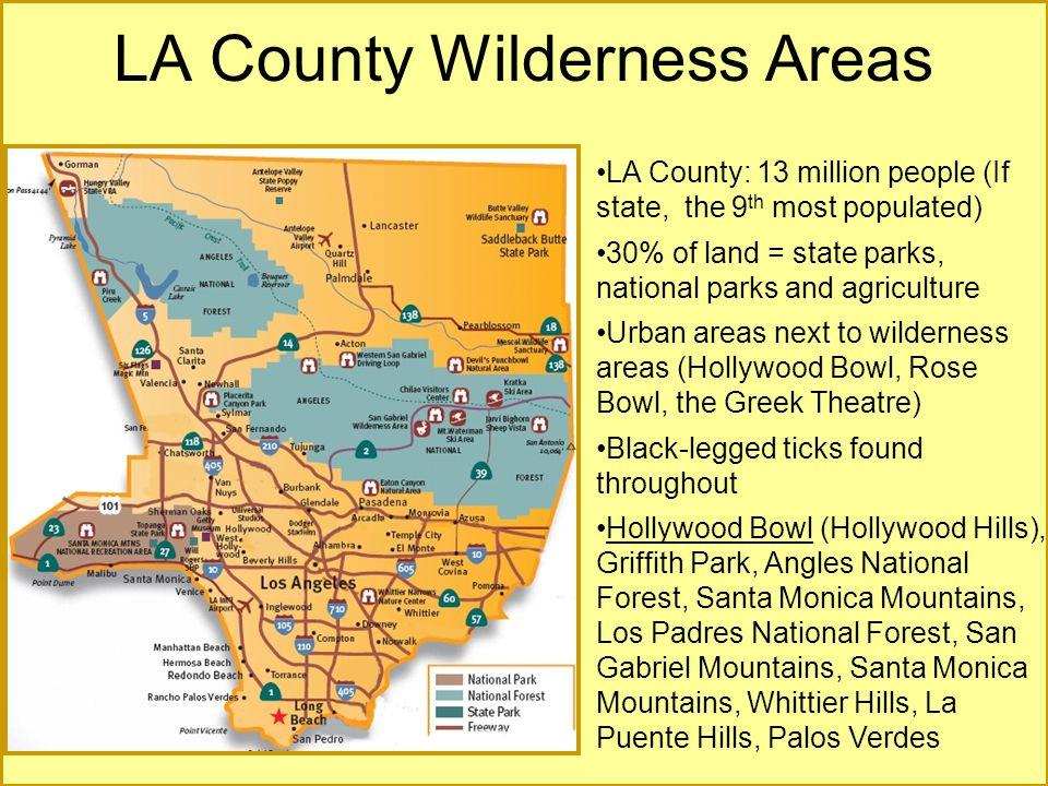 LA County Wilderness Areas
