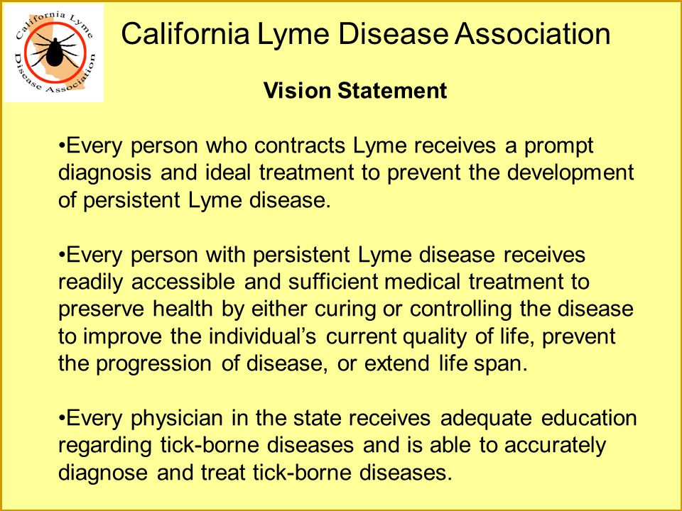 California Lyme Disease Association