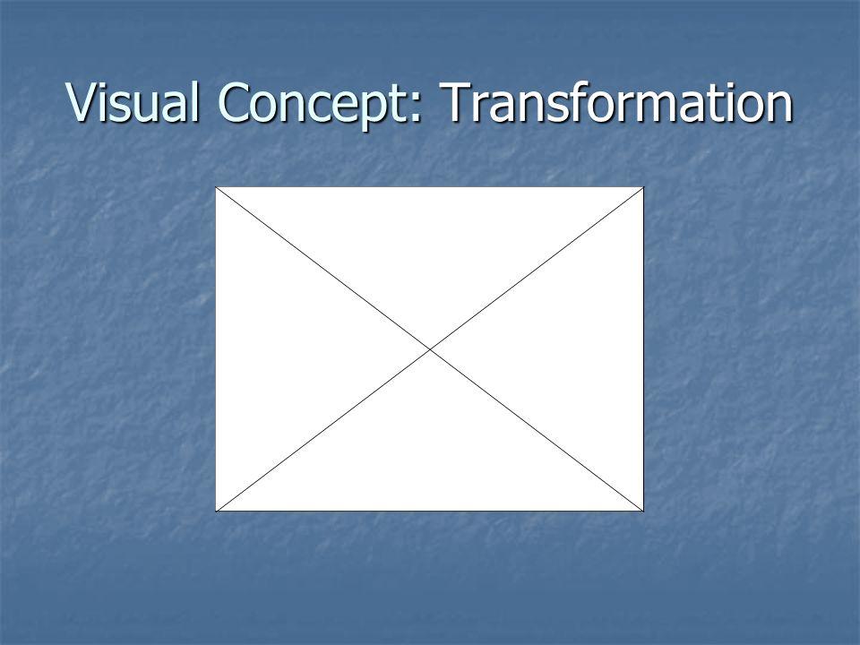 Visual Concept: Transformation
