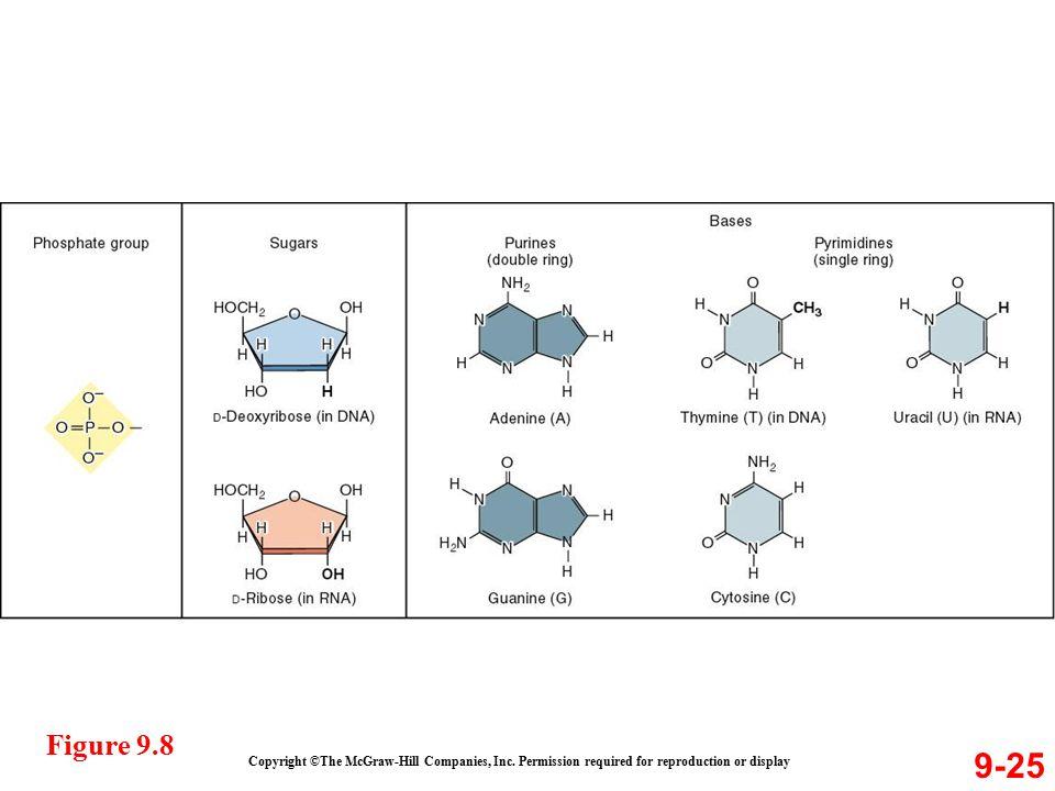 Figure 9.8 9-25. Copyright ©The McGraw-Hill Companies, Inc.