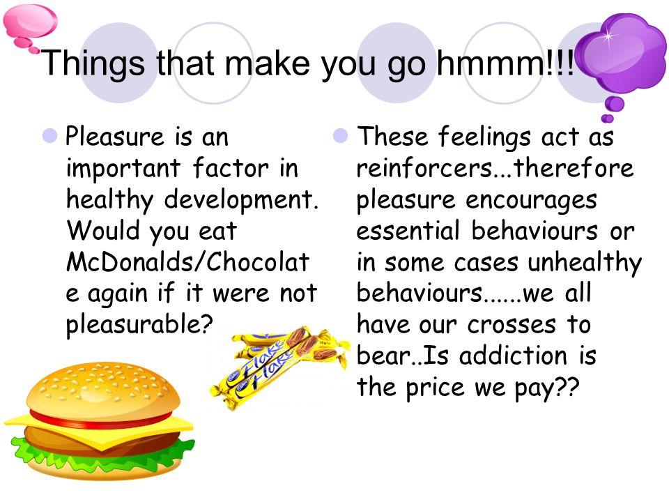 Things that make you go hmmm!!!