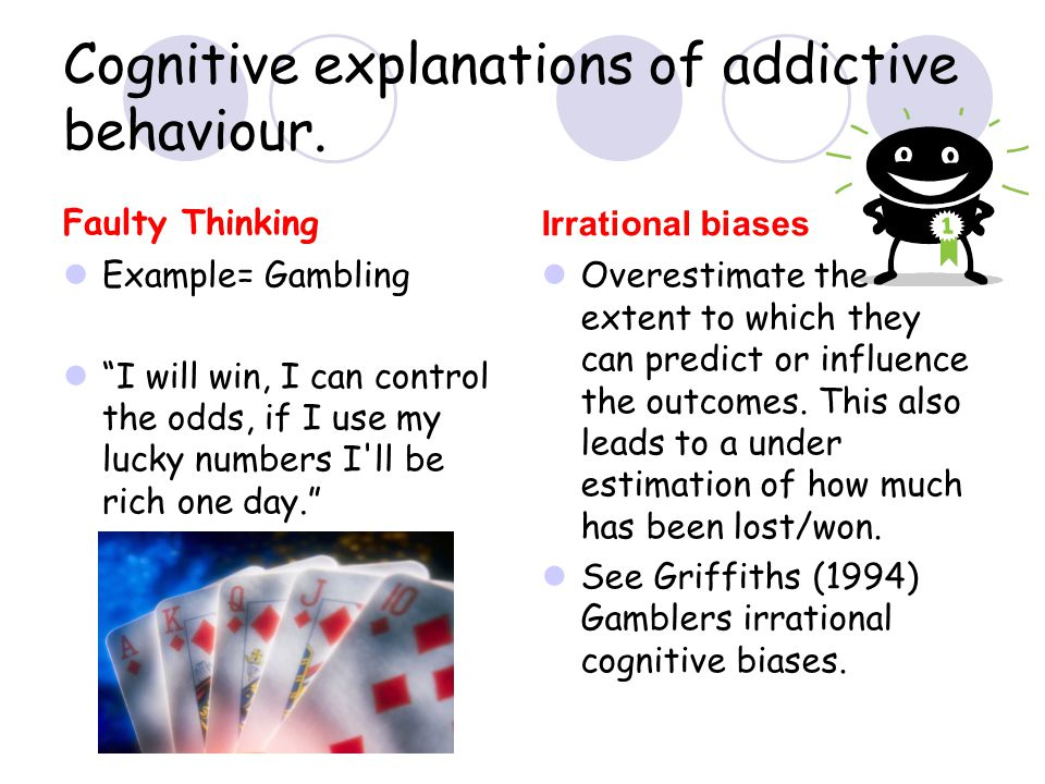 Cognitive explanations of addictive behaviour.