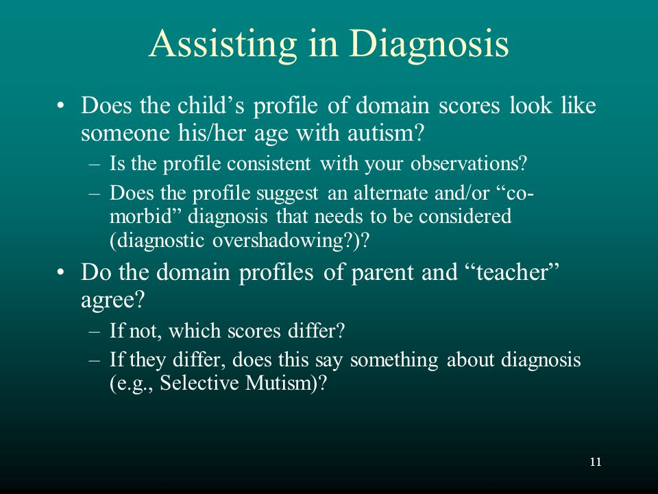 Assisting in Diagnosis