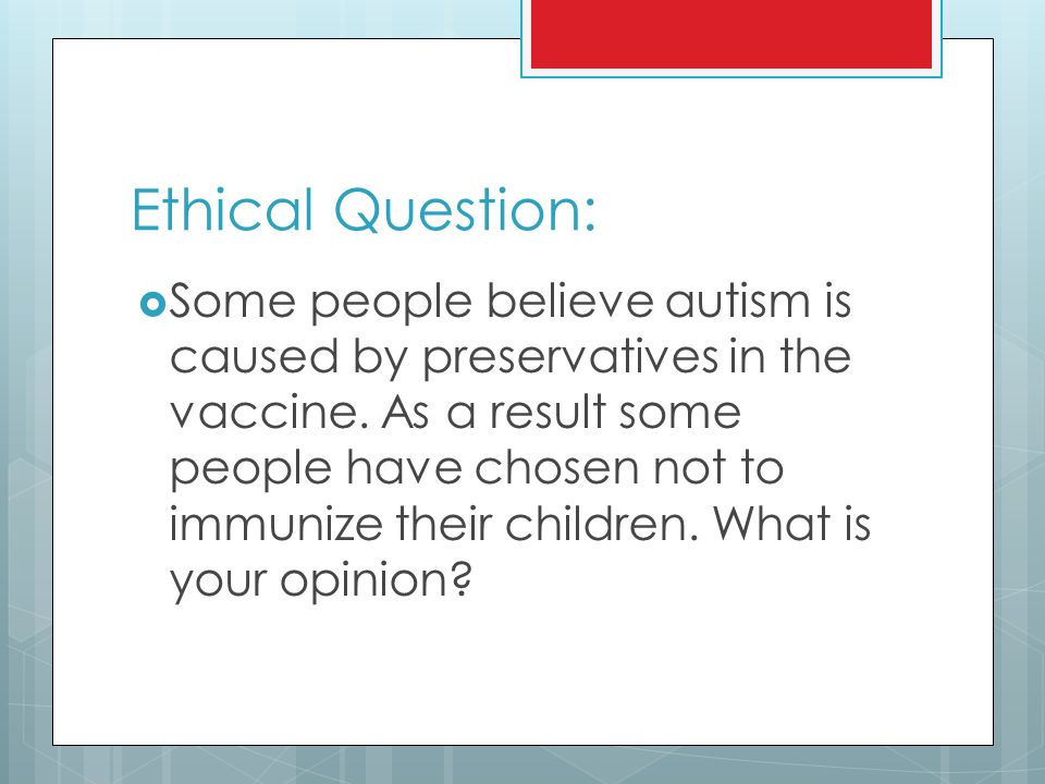 Ethical Question: