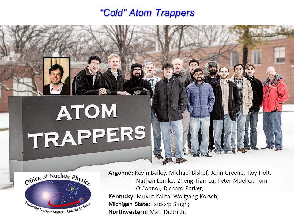 Cold Atom Trappers