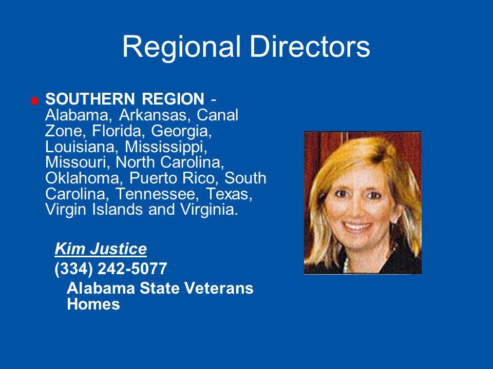 Regional Directors