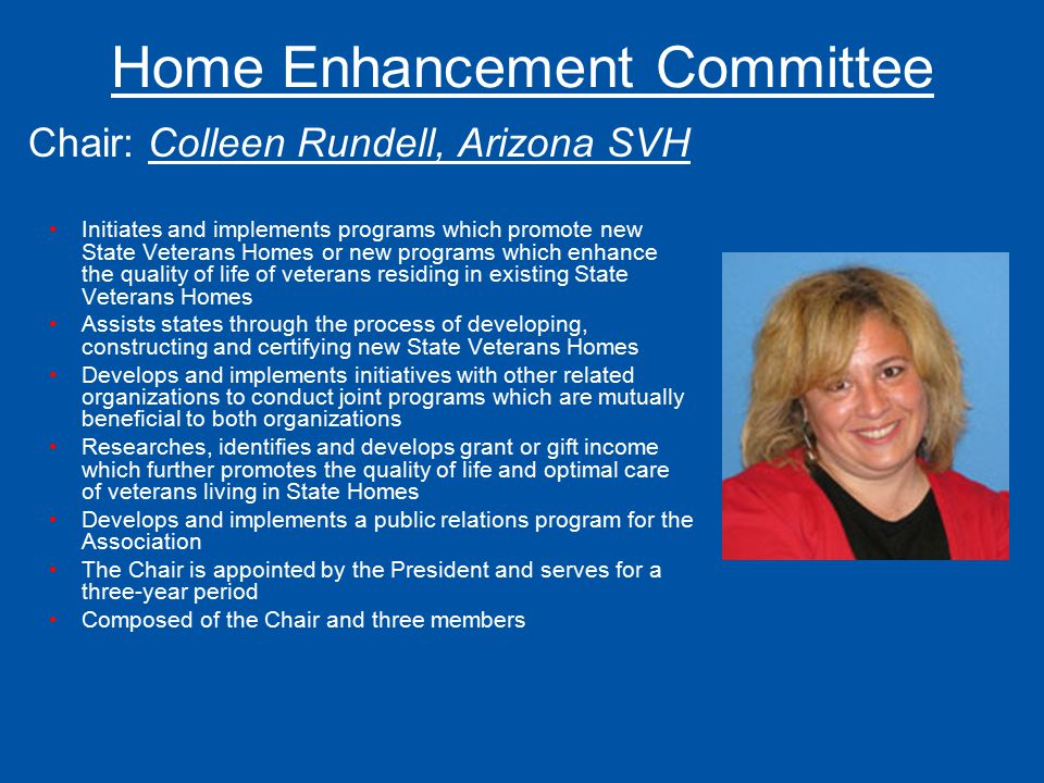 Home Enhancement Committee