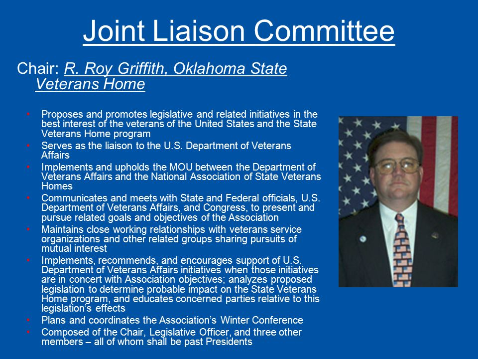 Joint Liaison Committee