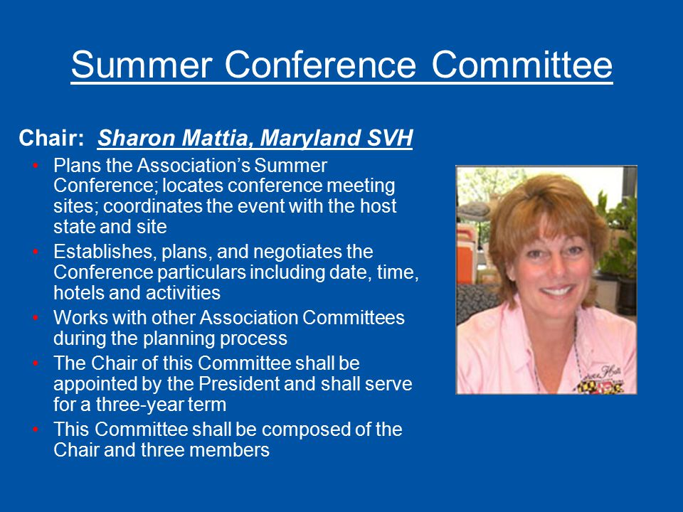 Summer Conference Committee