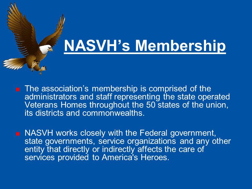 NASVH's Membership