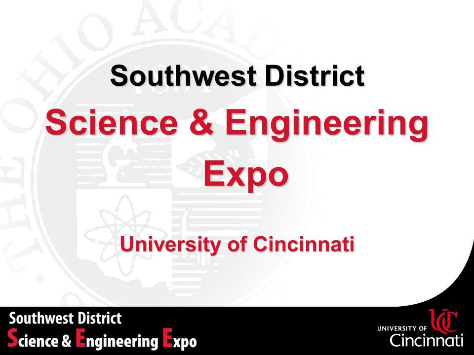 Science & Engineering Expo University of Cincinnati