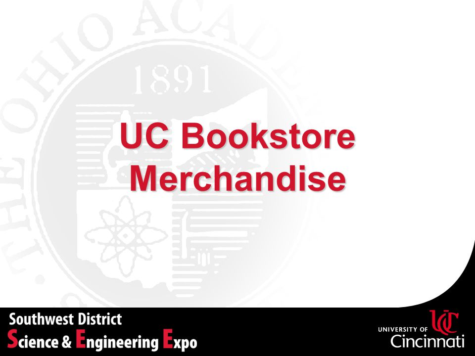 UC Bookstore Merchandise