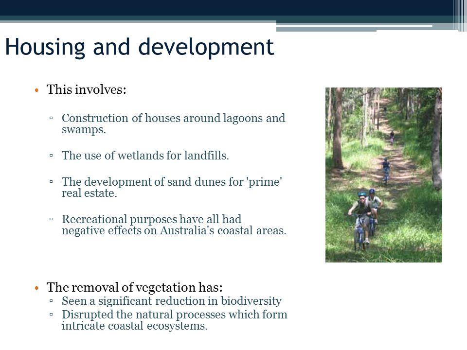 Housing and development