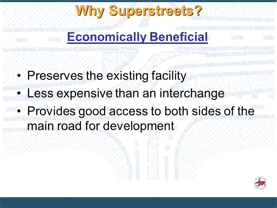 Economically Beneficial