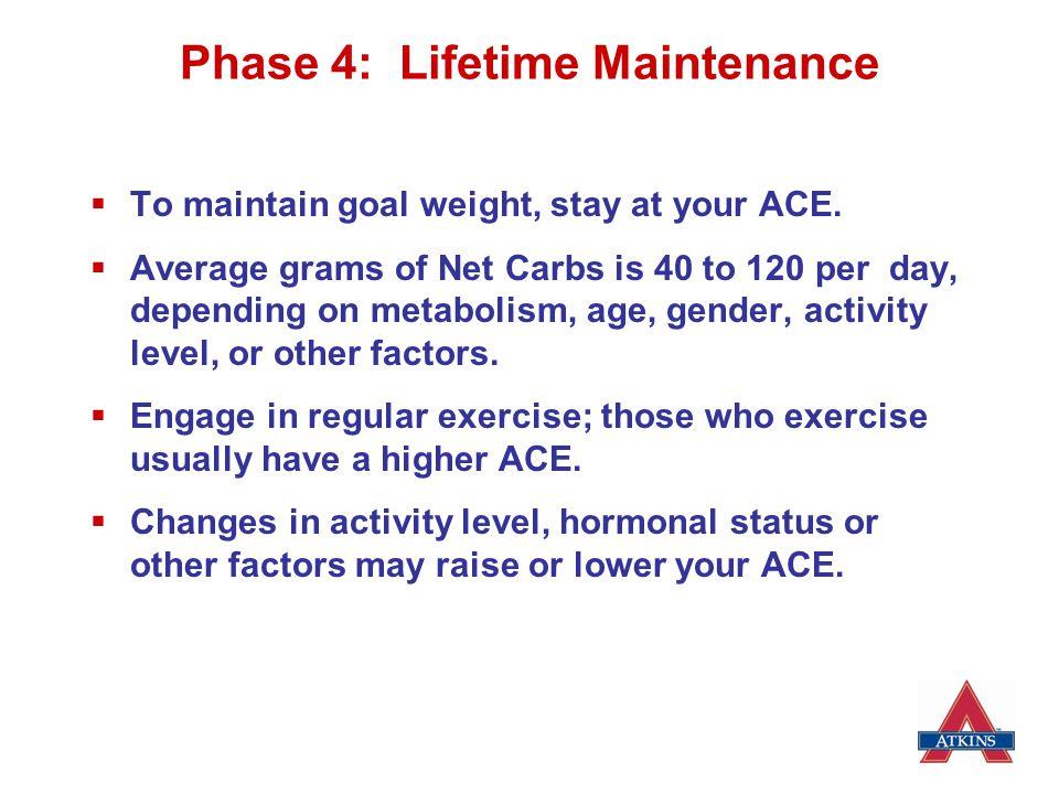 Phase 4: Lifetime Maintenance