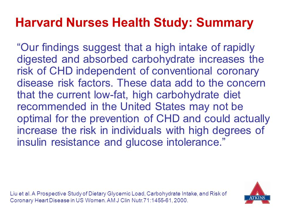 Nurses' Health Studies | The Nutrition Source | Harvard T ...
