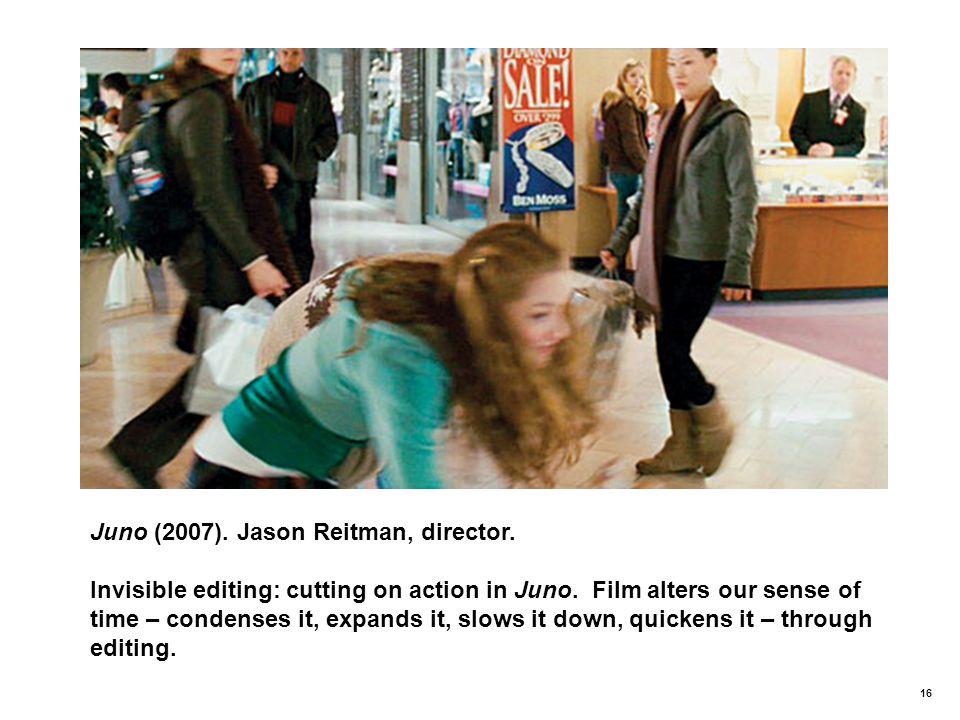 Juno (2007). Jason Reitman, director.