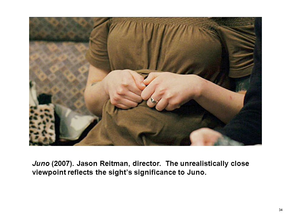 Juno (2007). Jason Reitman, director