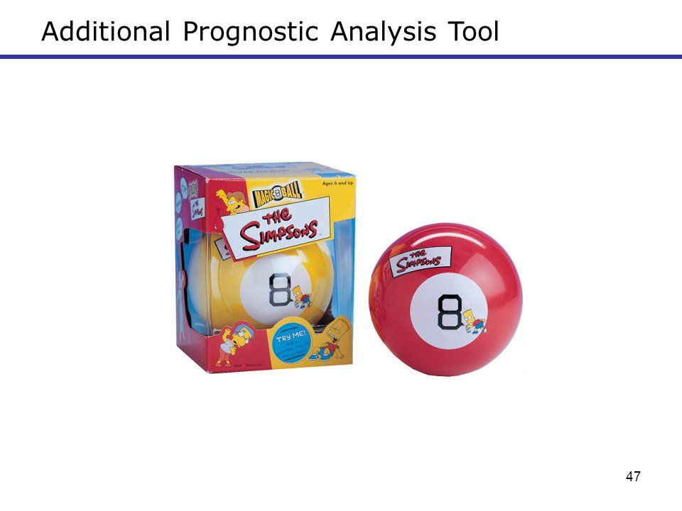 Additional Prognostic Analysis Tool