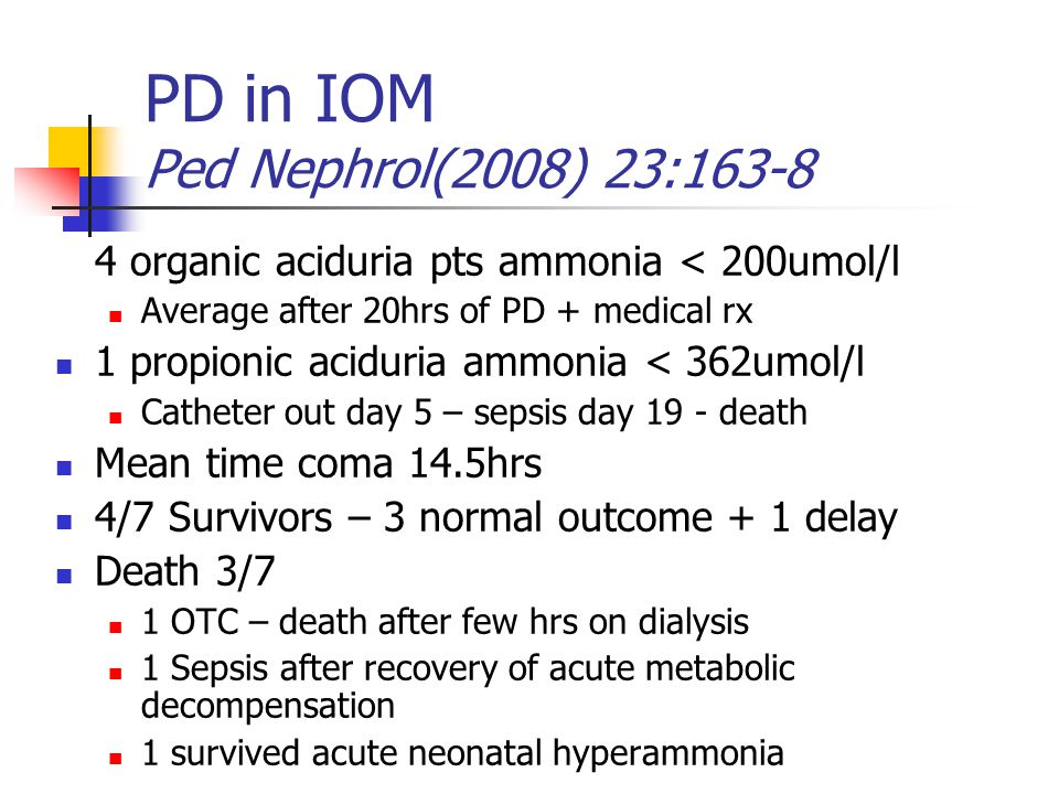 PD in IOM Ped Nephrol(2008) 23:163-8