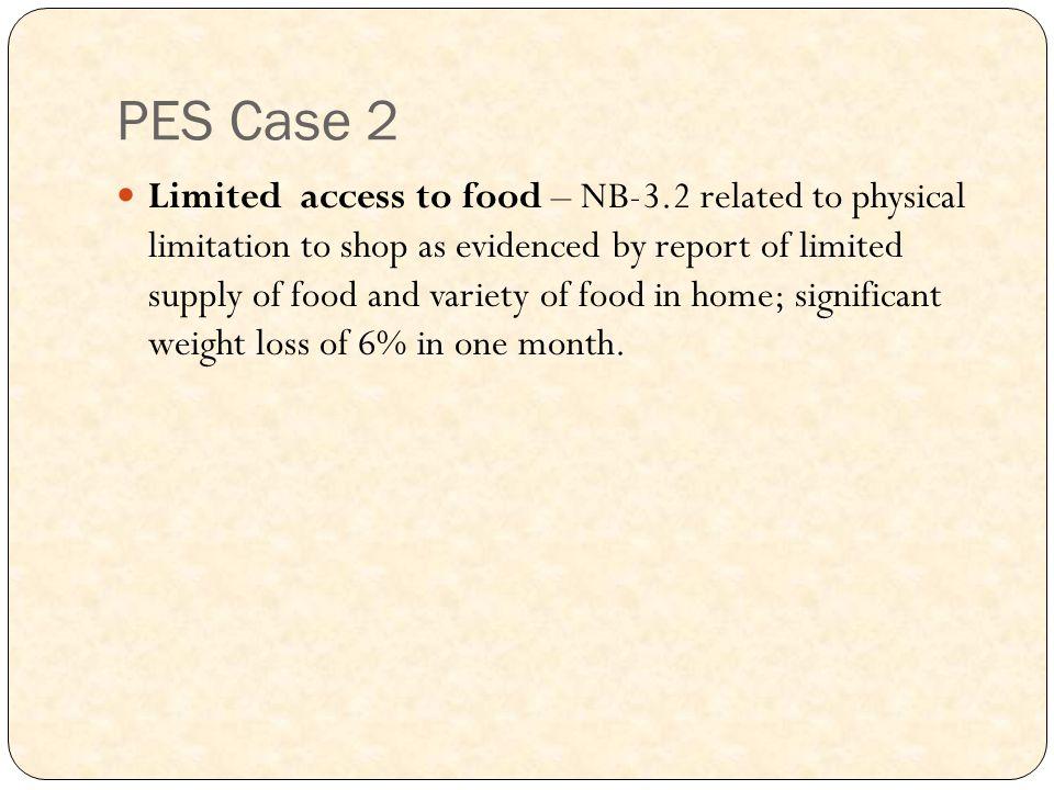 PES Case 2