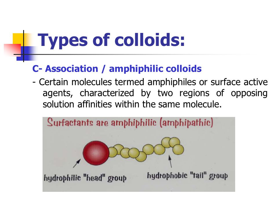 types of colloids the - photo #36