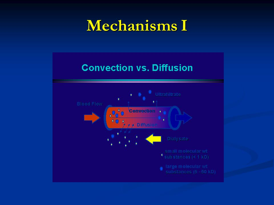 Mechanisms I