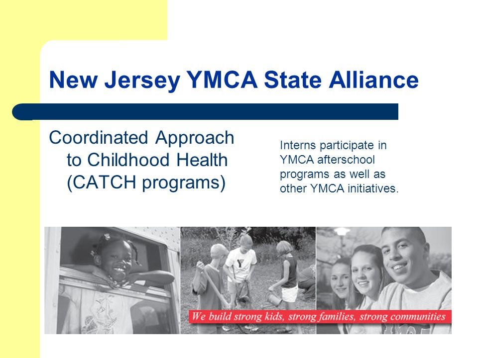 New Jersey YMCA State Alliance