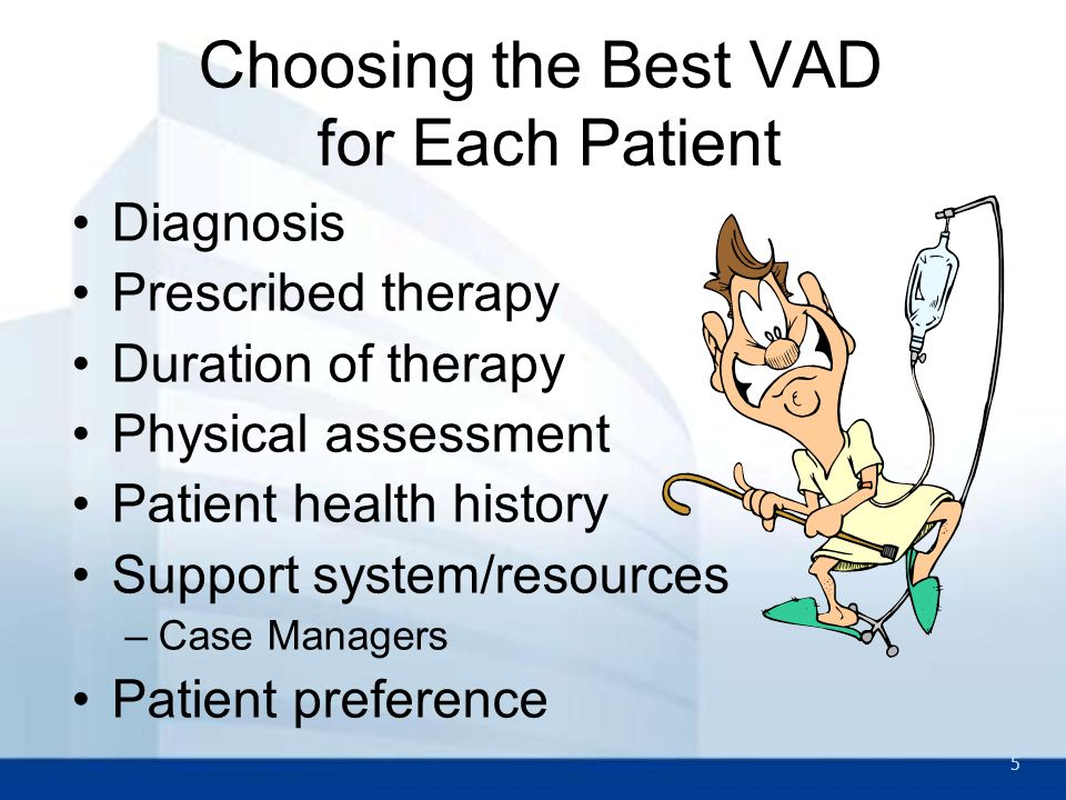 Choosing the Best VAD for Each Patient