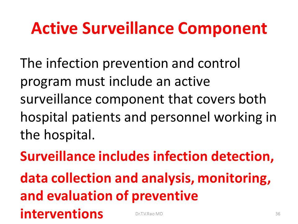 Active Surveillance Component