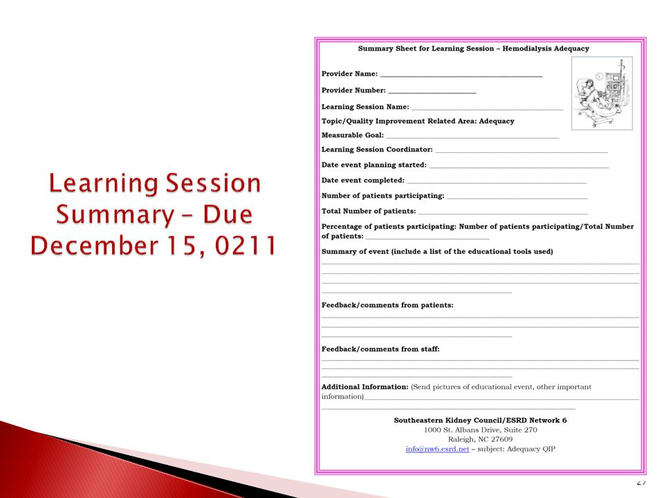 Learning Session Summary – Due December 15, 0211