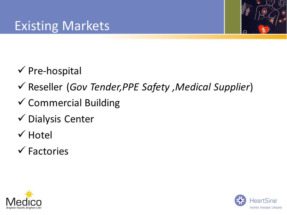 Existing Markets Pre-hospital