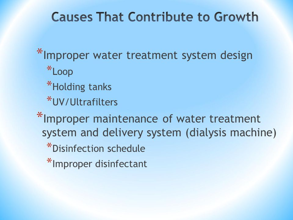 Causes That Contribute to Growth