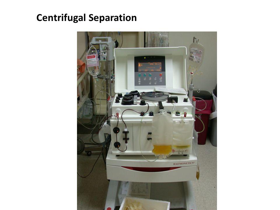Centrifugal Separation