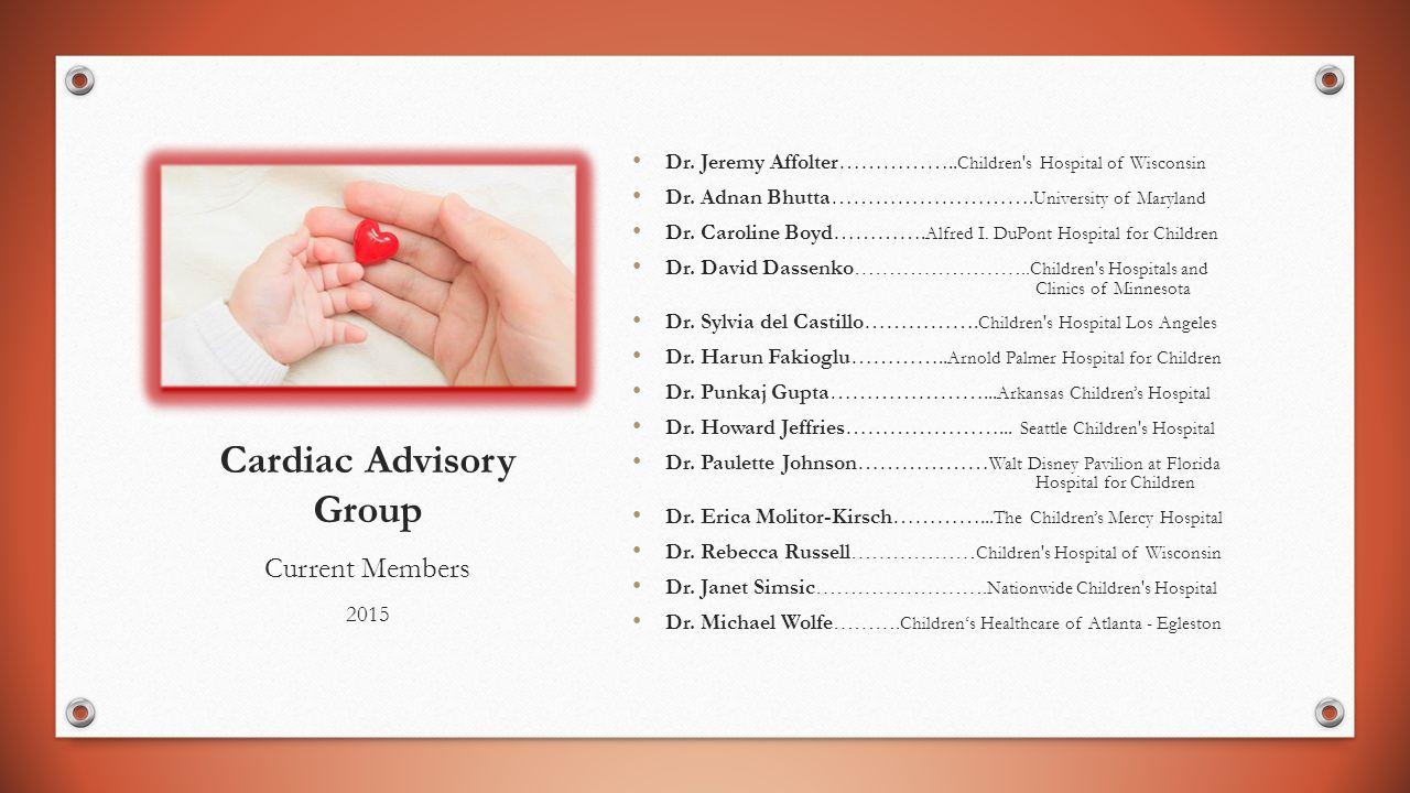 Cardiac Advisory Group