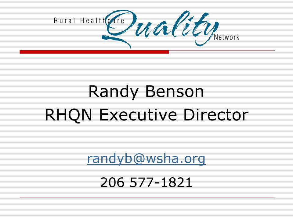 RHQN Executive Director