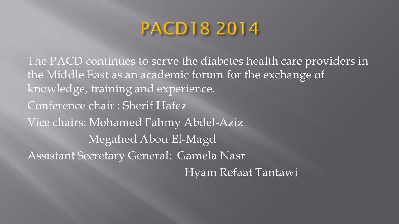 PACD18 2014