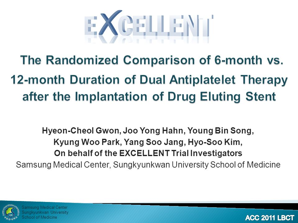 The Randomized Comparison of 6-month vs