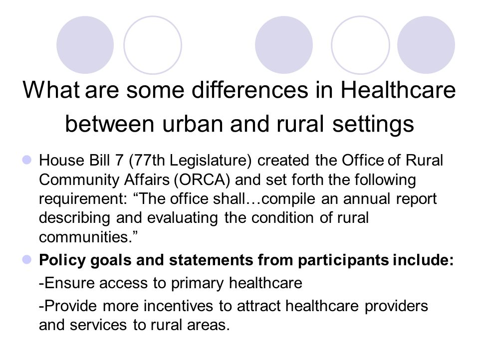 difference between rural and urban areas pdf