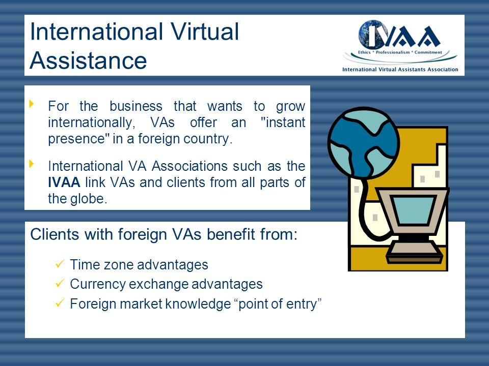 International Virtual Assistance